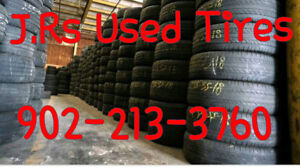 Large Selection of used tires sizes 14-22 for the best price.