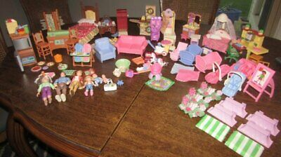 Fisher-Price Loving Family Twin Time Dollhouse Furniture/Family /Access.Lot