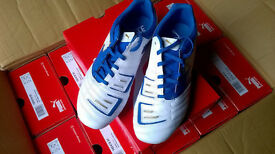 20-pair football boots-puma brand,new & boxed-joblot,free delivery