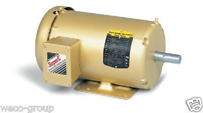 Em3545 1 Hp 3450 Rpm New Baldor Electric Motor