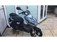 2016 Aerox R ( 66 plate) only 353 miles on the clock
