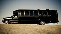 2003 Ford F-550 Limousine Bus