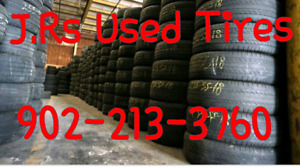 Used 18 inch tires for the best price!!!! $50-$70 each
