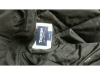 Men's triumph textile bike jacket xxl
