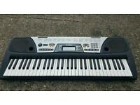 Yamaha psr-175 electronic keyboard