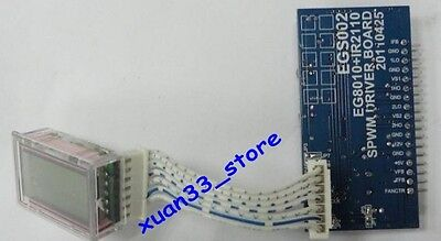 Pure Sine Wave Inverter Driver Board Egs002 Eg8010 Ir2110driver Module Lcd