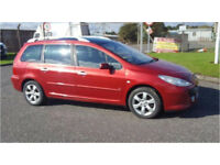 2005 Peugeot 307 1.6 HDI 116,000 miles 3 owners from new