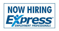 Call TODAY, Work TOMORROW! FULL TIME!
