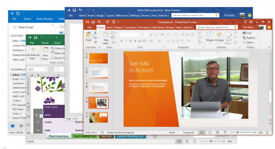 MICROSOFT OFFICE 2016 PRO SUITE for PC