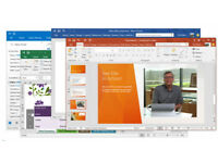MICROSOFT OFFICE 2016 PRO PC 32/64