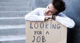 Job Wanted,URGENT
