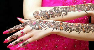 Henna Designs /bridal henna,Henna  Party(chamicals Free) Kitchener / Waterloo Kitchener Area image 9