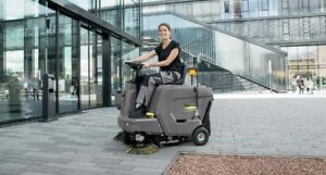 Ride-on Floor Sweeper Springvale Greater Dandenong Preview