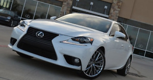 2014 Lexus IS Sedan AWD - Luxury Package