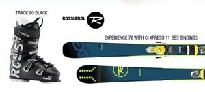 2019 BRAND NEW Rossignol Men's Skis and Boots $575