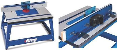 NEW KREG PRS2100 PRECISION BENCHTOP ROUTING ROUTER ...
