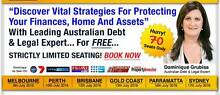 Strategies To Protect Your Finances, Home And Assets - Aus Wide Sydney City Inner Sydney Preview