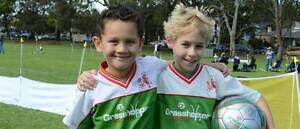 Free Kids Soccer Pass - Grasshopper Soccer Wakeley Fairfield Area Preview