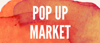 Pop up market event looking for vendors
