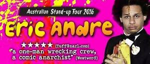 WANTED 2xERIC ANDRE SYDNEY TICKETS Parramatta Area Preview