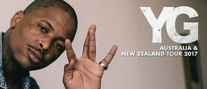 YG tickets for Monday x2 Kogarah Rockdale Area Preview