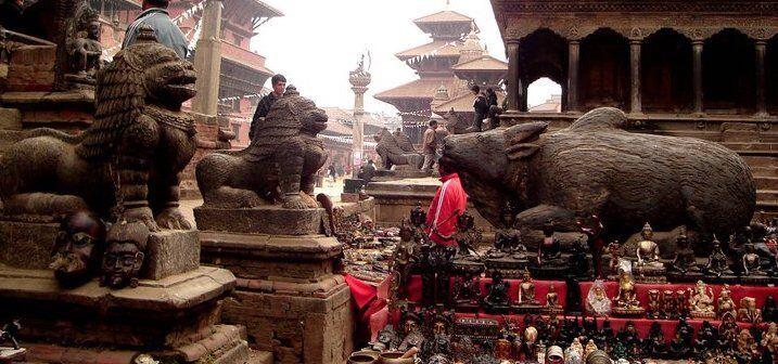 The Himalayan Traders