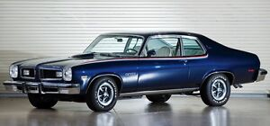 Looking for a 1974 Pontiac GTO