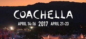 Coachella 2017 ticket weekend 2. Kurri Kurri Cessnock Area Preview