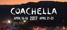 Coachella 2017 tics Kurri Kurri Cessnock Area Preview