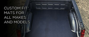 Truck Rubber Bed Mats - You Can't Buy A Better One - See List