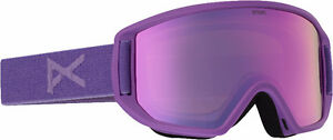 Anon purple goggles