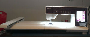 Pfaff Creative Performance Sew Quilt Embroider with 5D Software