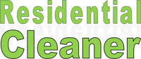 Residential Cleaner - Full-Time, Monday to Friday Days