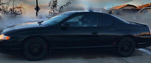 2000 Chevrolet Monte Carlo Coupe (2 door)