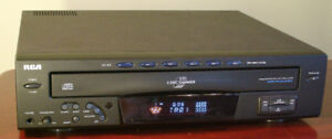 CD Jukebox - 5 Disc CD Changer - RCA RP 8070