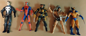 3 Inch 2008 Figures. Collectibles. 4 sale or trades.