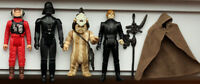 Lot of Star wars figures (1977, 1983 and 1984)