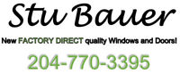 Free Estimate on New FACTORY DIRECT quality windows and doors!!