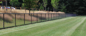 CHAIN LINK FENCE & AUTOMATIC GATES
