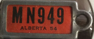 ***** WANTED --- SASKATCHEWAN WAR AMP TAGS ***** Moose Jaw Regina Area image 5