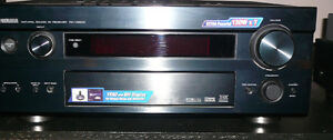 7.1 YAMAHA RX-V2500 RECEIVER HOME THEATRE SYSTEM Surround Sound