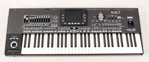 KORG PA3X IN MINT CONDITION WITH FULL RAM EXB- 256MB INSTALLED