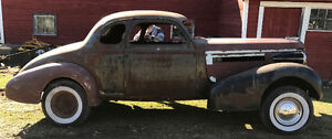 1937 Buick Century Hot Rod Project - Trades