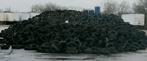 FREE SCRAP TIRE REMOVAL - SCRAP TIRE PICKUP