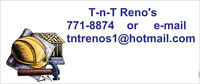 T-N-T RENO'S RESIDENTIAL & COMMERCIAL