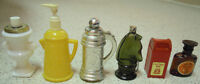 "AVON & Fragrance ""OLDIES"" GLASS CONTAINERS asking $.50 to $ 3.00"