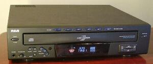 5 Disc CD Changer - RCA RP 8070
