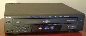 CD Jukebox - 5 Disc CD Changer - RCA RP 8070