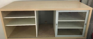 IKEA Magiker TV stand - birch effect - great shape!!!