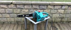 BOSCH. AKE 40 chain saw